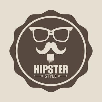 Design stile hipster