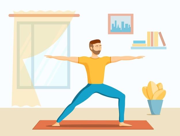 Home fitness e sport