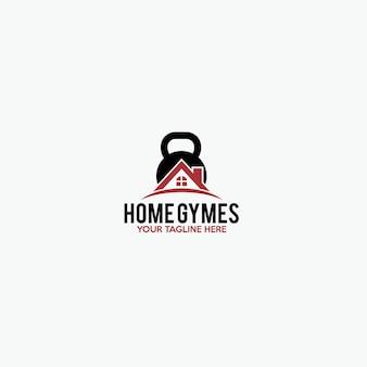 Logo della palestra domestica
