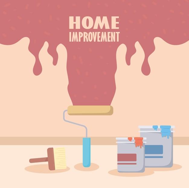 Processo di miglioramento della casa