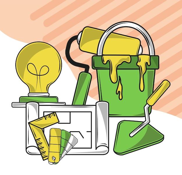 Miglioramento e riparazione della casa