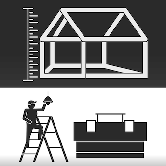 Set di installazione domestica