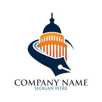 Design del logo del miele