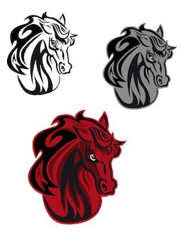 Tatuaggio a cavallo