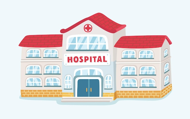 Icona edificio ospedaliero
