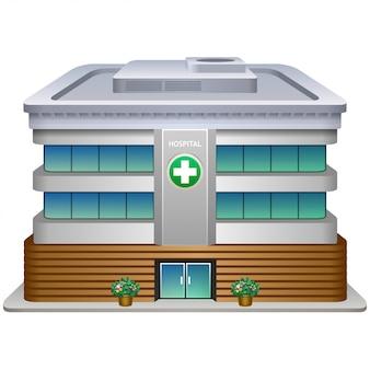 Edificio dell'ospedale