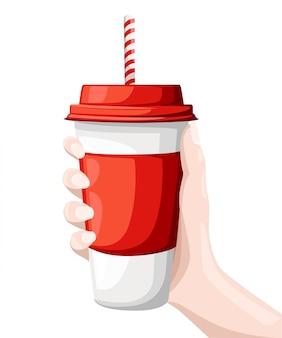 Variazioni di hot dog. salsiccia, bratwurst e altre illustrazioni di cibo spazzatura fast food menu del ristorante icone colorate raccolta illustrazione vettoriale. pagina del sito web e app per dispositivi mobili