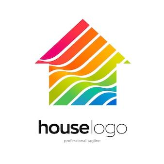 Design del logo della casa
