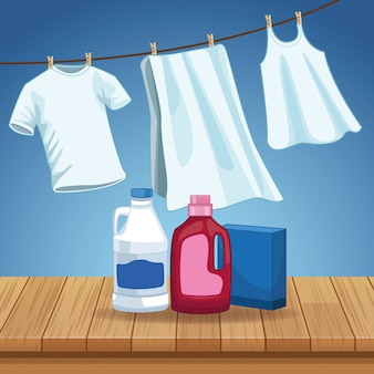 Forniture per kit di pulizia e pulizia