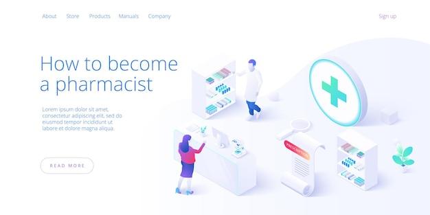 Come diventare un farmacista.