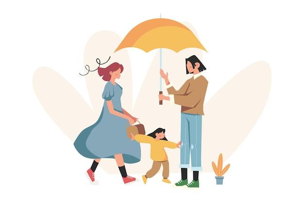 Assicurazione sulla vita umana, protezione contro gli incidenti alla vita e alla proprietà personale