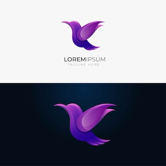 Colibrì logo design