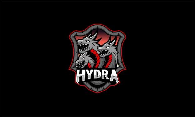 Logo hydra esport