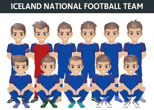 Squadra nazionale di calcio islandese