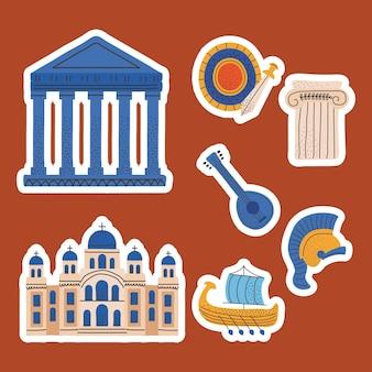 Icone grecia tradizionale
