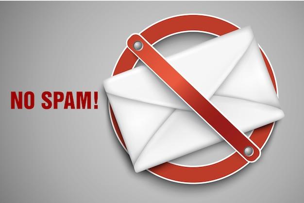 Le icone bloccano lo spam