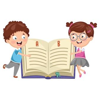 Illustrazione dell'educazione