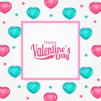 Illustrazione amore romanticismo san valentino