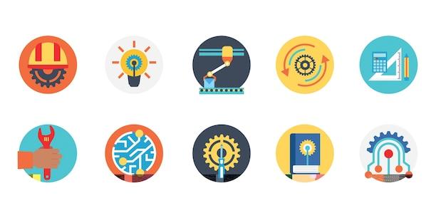 Icone industriali