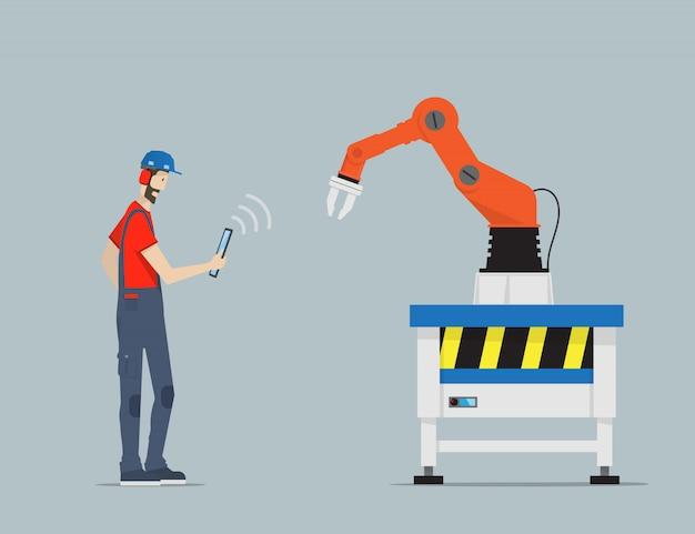 Concetto di industria 4.0