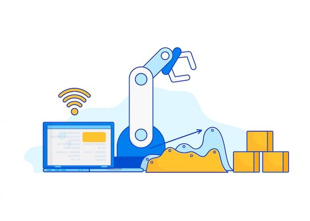 Industria 4.0 internet delle cose