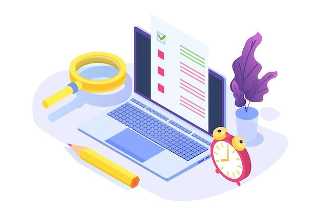 Concetto di gestione del tempo inefficiente. persone incapaci di organizzare i propri compiti. scene di scadenza.