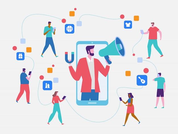 Influencer marketing, potenziali acquirenti di prodotti
