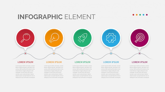 Elemento di infografica