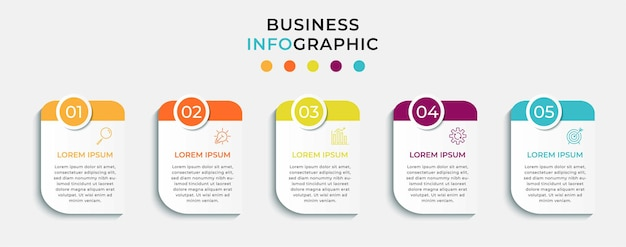Illustrazione infografica