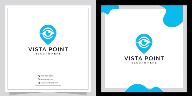 Logo del design iniziale vedere i punti