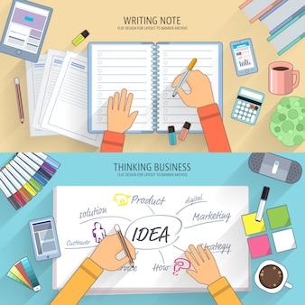 Brainstorming dell'innovatore