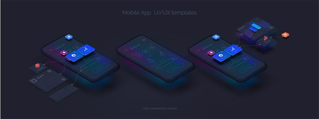 Interfaccia utente interattiva esperienza utente