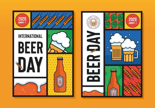 Manifesto della giornata internazionale della birra