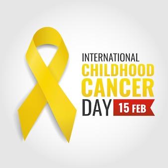 Giornata internazionale del cancro infantile