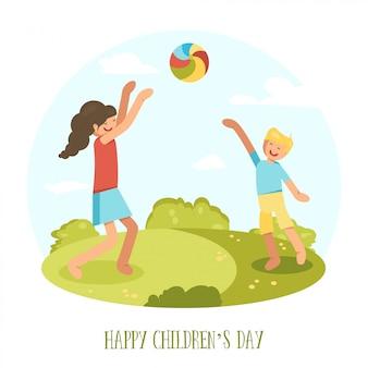 Giornata internazionale dell'infanzia
