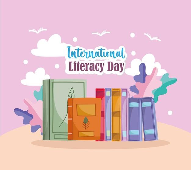 Libri di alfabetizzazione internazionale