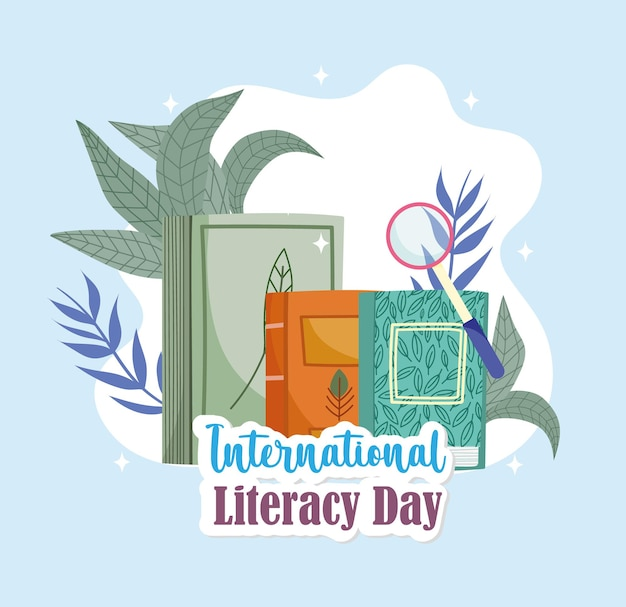 Carta della giornata internazionale dell'alfabetizzazione