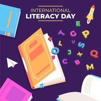 Evento della giornata internazionale dell'alfabetizzazione