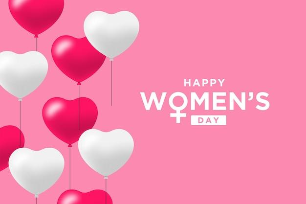 Biglietti di auguri per la giornata internazionale della donna