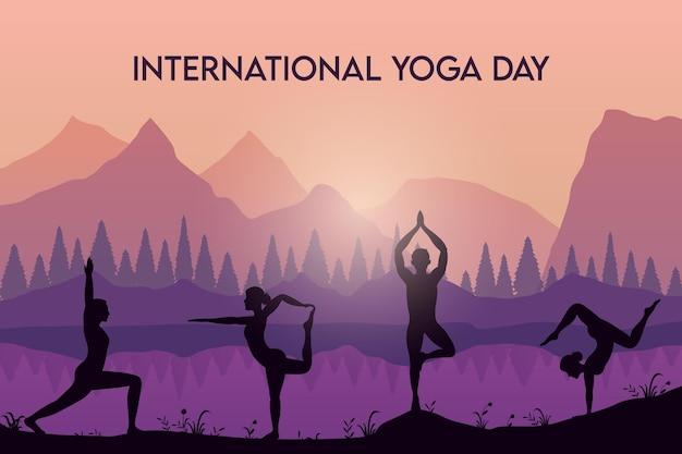 Giornata internazionale dello yoga 21 giugno celebrazioni della giornata mondiale dello yoga