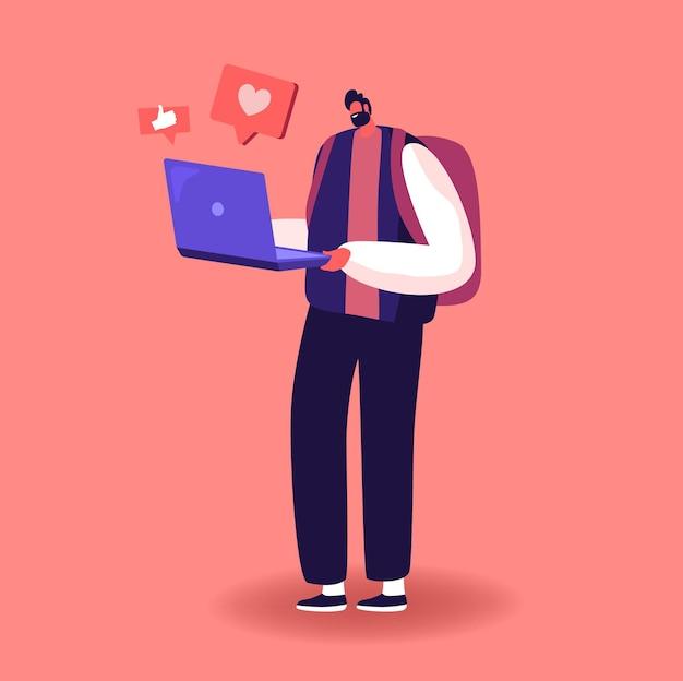 Intrattenimento comunitario in internet