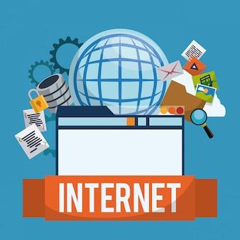Design di internet.