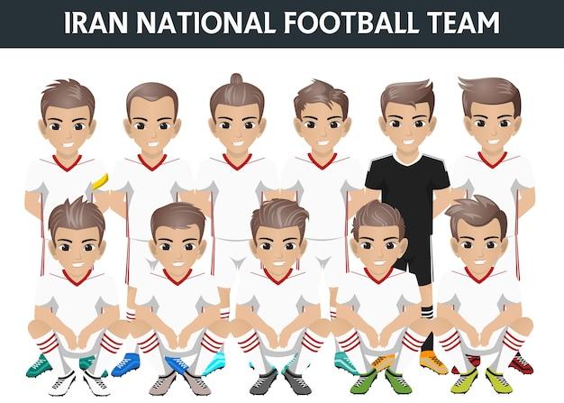 Squadra nazionale di calcio dell'iran