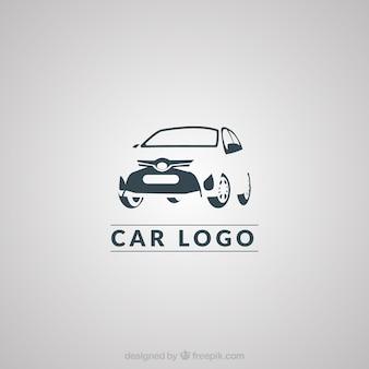 Logo auto isolata