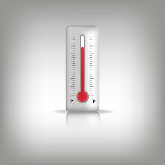Termometro a infrarossi senza contatto digitale medico isometrico