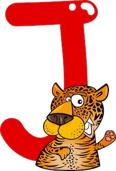 J per il giaguaro