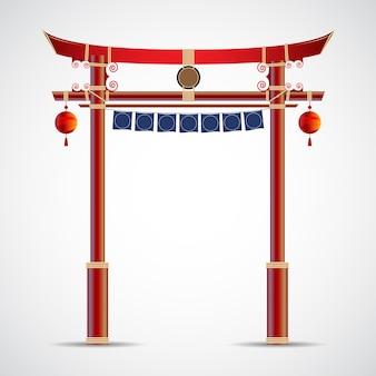 Cultura del cancello giapponese