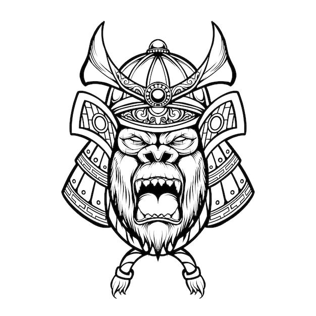 Kong shogun giapponese
