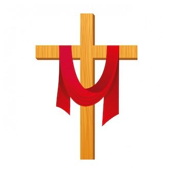 Gesù cristo croce.