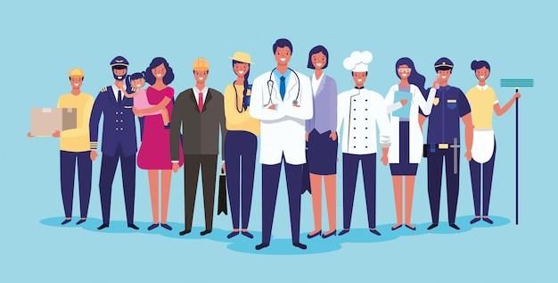 Lavori e professioni